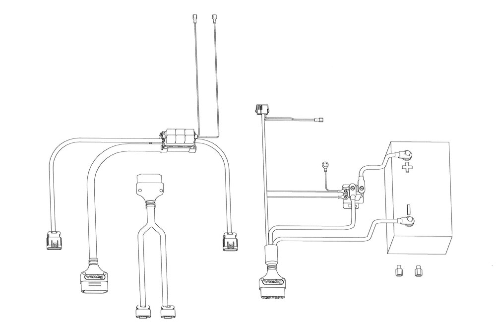 snow dog wiring diagram