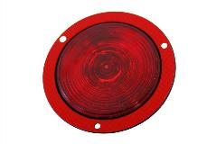 """TowMate Round Stop / Tail / Turn LED Lens 4"""""""