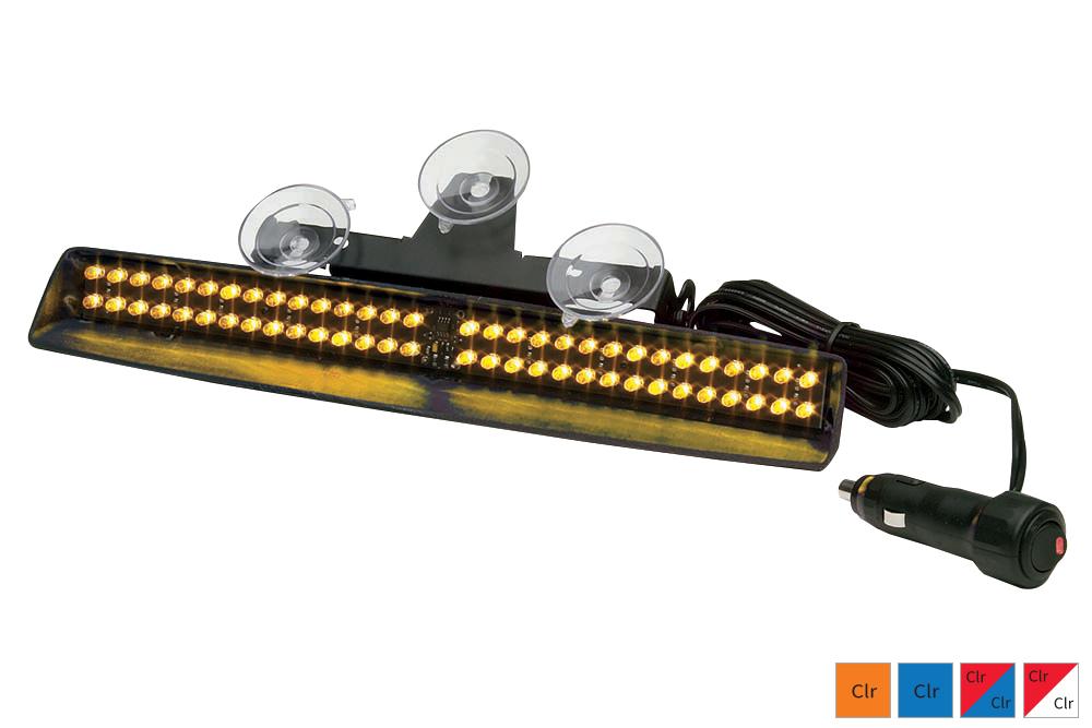 Whelen® Slim-Miser LED Dash Light