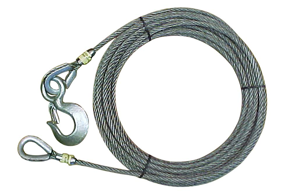 All-Grip Wire Rope Extension Cable 3/8\