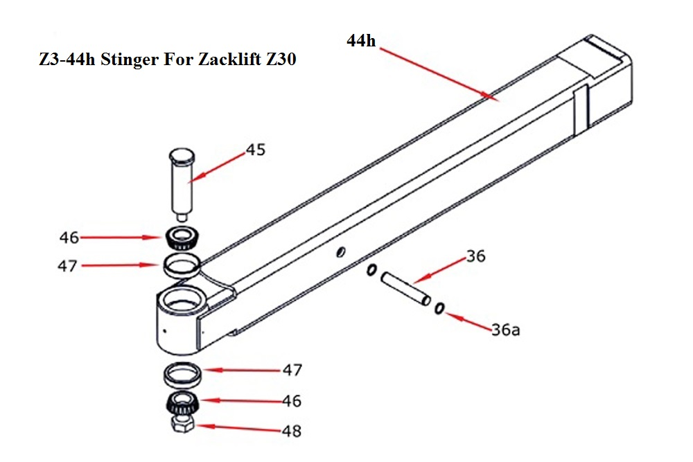 horizontal rh zips com Zacklift Z18 Zacklift Wreckers
