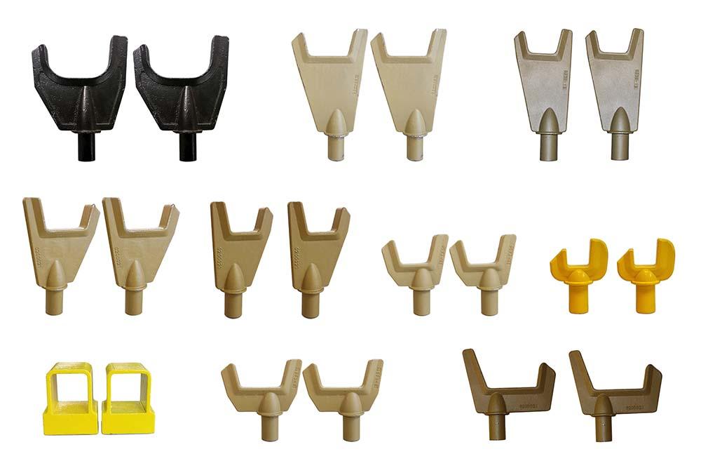 Miller Standard Heavy Duty Fork Kit