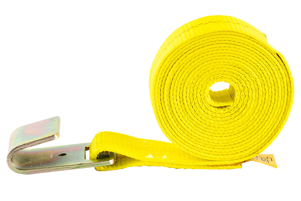 Zip's Winch Straps with Flat Hooks