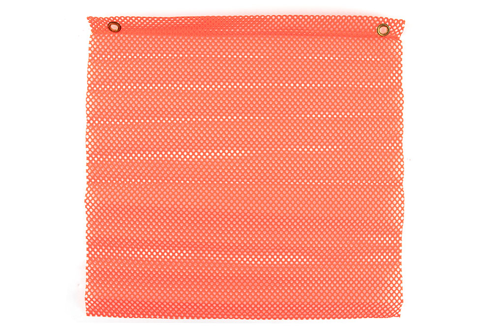 Zip's Safety Flag with Grommets Parent