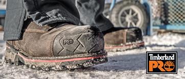 Timberland Boots Apparel Callout